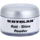 Kryolan Basic Face & Body pudra de fixare cu efect matifiant  30 g