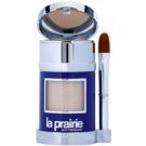 La Prairie Skin Caviar Collection tekutý make-up odstín Creme Peche (SPF 15) 30 ml