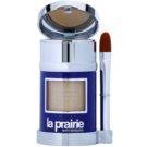 La Prairie Skin Caviar Collection tekutý make-up odstín Golden Beige (SPF 15) 30 ml