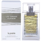 La Prairie Life Threads Platinum Eau de Parfum für Damen 50 ml