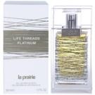 La Prairie Life Threads Platinum Eau de Parfum für Damen 50 ml