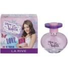 La Rive Disney Violetta Love Eau de Parfum para mulheres 50 ml