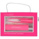 La-Tweez La-Tweez Tweezers With Light (Pink)