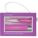 La-Tweez La-Tweez Tweezers With Light (Purple)