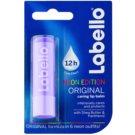 Labello Original Neon Edition intensives Feuchtigkeit spendendes Lippenbalsam mit Bambus Butter (12h Care Effect) 4,8 g