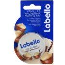 Labello Vanilla & Macadamia Butter For Lips 16,7 g