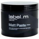 label.m Complete Matte Paste For Definition And Shape (Matt Paste) 120 ml