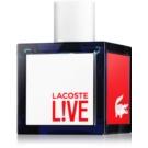 Lacoste Live Male toaletná voda pre mužov 100 ml