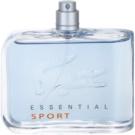 Lacoste Essential Sport toaletní voda tester pro muže 125 ml