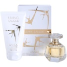 Lalique Living Lalique darilni set parfumska voda 50 ml + losjon za telo 150 ml