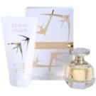 Lalique Living Lalique ajándékszett  Eau de Parfum 50 ml + testápoló tej 150 ml