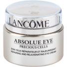Lancome Absolue Precious Cells tratamiento de ojos regenerador y reparador (Advanced Regenerating and Reconstructing Eye Cream) 20 ml