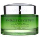 Lancôme Énergie De Vie regenerująca maska na noc do cery zmęczonej  75 ml