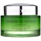 Lancôme Énergie De Vie nočna obnovitvena maska za utrujeno kožo  75 ml