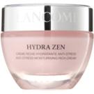 Lancome Hydra Zen bogaty krem nawilżający do skóry suchej (Moisturizing Day Cream) 50 ml