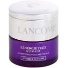 Lancôme Renergie Multi-Lift oční protivráskový a vyživující krém s korektorem odstín 2 Medium (Double Soin-6 Actions Visibles) 15 + 4 ml