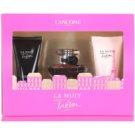 Lancome La Nuit Trésor подаръчен комплект IV. парфюмна вода 30 ml + мляко за тяло 50 ml + душ гел 50 ml