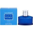 Laura Biagiotti Blu Di Roma UOMO тоалетна вода за мъже 75 мл.