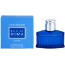 Laura Biagiotti Blu Di Roma UOMO after shave para homens 75 ml