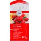 Lavera Body Spa Cranberry and Argan Oil regeneračné telové mlieko  20 ml