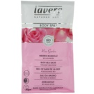 Lavera Body Spa Rose Garden sůl do koupele (Bath Sea Salts Bio Wild Rose) 80 g