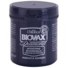 L'biotica Biovax Glamour Diamond stärkende Maske für ein perfektes Aussehen der Haare (Paraben & SLS Free) 125 ml