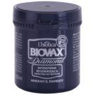 L'biotica Biovax Glamour Diamond stärkende Maske für ein perfektes Aussehen der Haare  125 ml