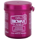 L'biotica Biovax Glamour Orchid maseczka regenerująca do włosów zniszczonych (Paraben & SLS Free) 125 ml
