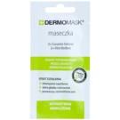 L'biotica DermoMask intenzivní hydratační maska (2% Cucumis Sativus, 2% Vitis Vinifera) 10 ml