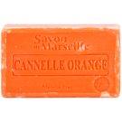Le Chatelard 1802 Orange Cinnamon luxusné francúzske prírodné mydlo (Cannelle Orange) 100 g