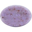 Le Chatelard 1802 Lavender Flowers jabón natural francés redondo  100 g