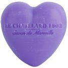 Le Chatelard 1802 Lavender szappan szív alakú  25 g