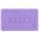 Le Chatelard 1802 Olive & Lavander luxusní francouzské přírodní mýdlo (Olive & Lavande) 100 g