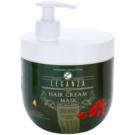 Leganza Hair Care крем-маска з екстрактом ягід годжі  1000 мл