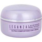 Leganza Lavender creme de dia nutritivo e hidratante (Special Selected Bulgarian Organic Lavender Oil) 45 ml