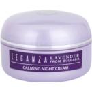 Leganza Lavender нічний заспокоюючий крем  45 мл