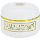 Leganza Yoghurt Intensive Cream For Eye Area And Lips (Pm®Yoghurt Innovative Complex) 30 ml