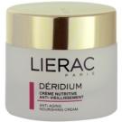 Lierac Deridium crema anti-rid de zi si de noapte uscata si foarte uscata (Anti-Aging Nourishing Cream) 50 ml