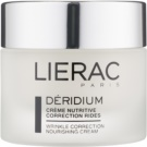 Lierac Deridium Tages- und Nachtscreme gegen Falten für trockene bis sehr trockene Haut  50 ml