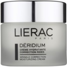 Lierac Deridium crema de día y noche hidratante con efecto antiarrugas para pieles normales y mixtas (Wrinkle Correction Moisturizing Cream Normal to Combination Skin) 50 ml