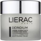 Lierac Deridium krem nawilżający na dzień i na noc z efektem przeciwzmarszczkowym  do cery normalnej i mieszanej  50 ml