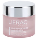 Lierac Hydragenist Anti - Ageing Oxygen Moisturizer For Dry To Very Dry Skin (Moisturizing Cream Oxygenating Replumping) 50 ml