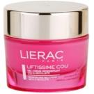 Lierac Liftissime крем-гел възстановяващ плътността на кожата за шия и деколте   50 мл.