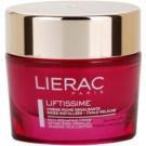 Lierac Liftissime tápláló megújító krém száraz és nagyon száraz bőrre  50 ml