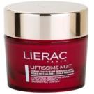 Lierac Liftissime нощен крем, възстановяващ плътността на кожата за всички типове кожа на лицето  50 мл.