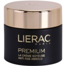 Lierac Premium crema sedosa con efecto rejuvenecedor (Day/Night, Light Texture) 50 ml