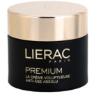 Lierac Premium protivráskový krém obnovující hutnost pleti (Day/Night Voluptuous Cream - Absolute Anti-Aging) 50 ml
