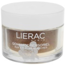 Lierac Les Sensorielles telový peeling 3 Fleurs Blanches (Gommage Sensoriel) 175 ml