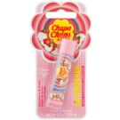 Lip Smacker Chupa Chups balzám na rty příchuť Strawberry & Cream 4 g