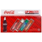 Lip Smacker Coca Cola Mix lote cosmético IV.
